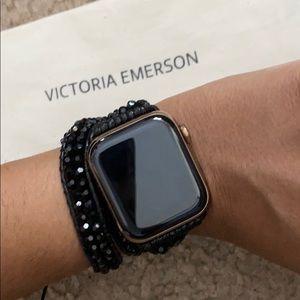 BNWT Victoria Emerson Apple Watch Wrap